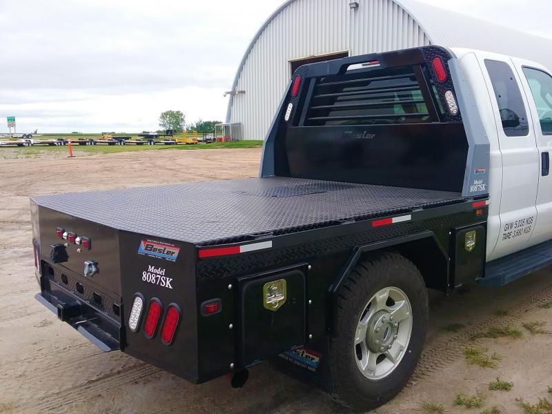 8000 Series Skirted Bed Besler Industries Inc